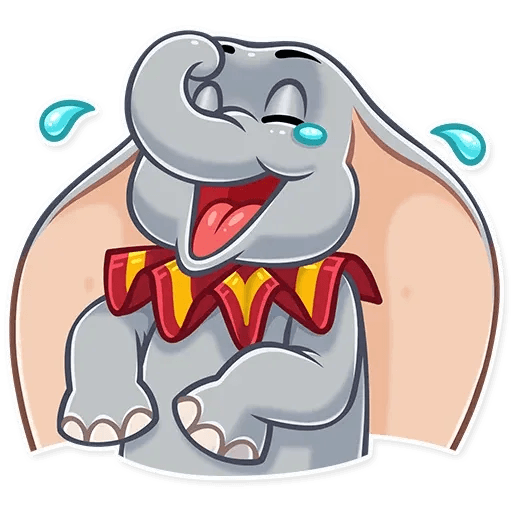Dumbo - Sticker 1