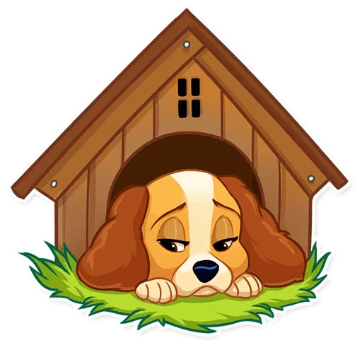 Lady and the Tramp - Sticker 8
