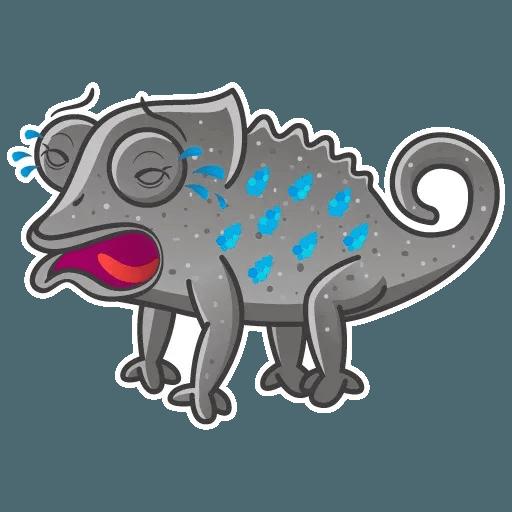 Chameleon - Sticker 4