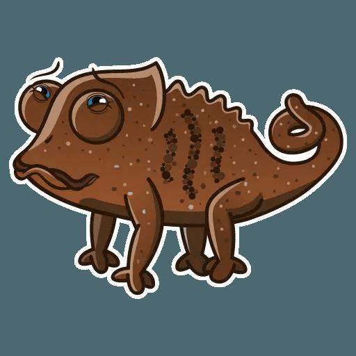 Chameleon - Sticker 11