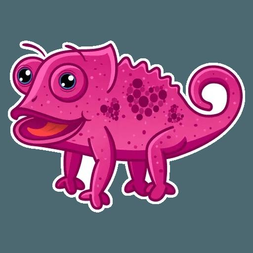 Chameleon - Sticker 3