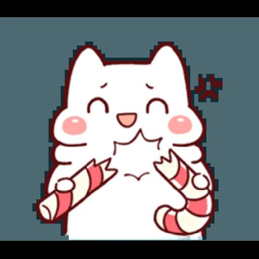 胖才可愛-聖誕肉肉2 - Sticker 5