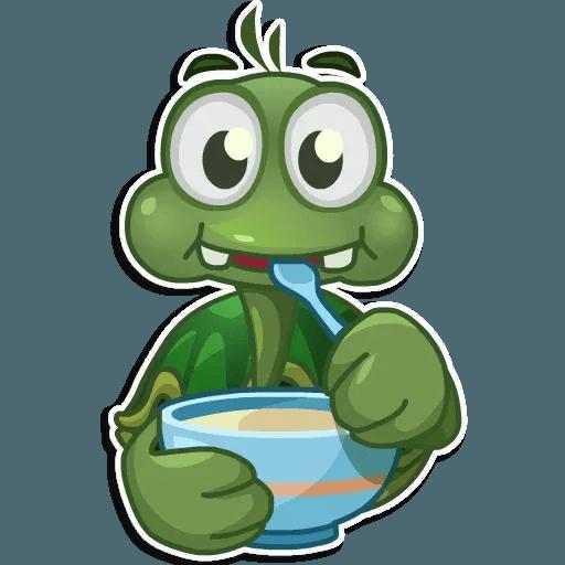 Turtle Joe - Sticker 25