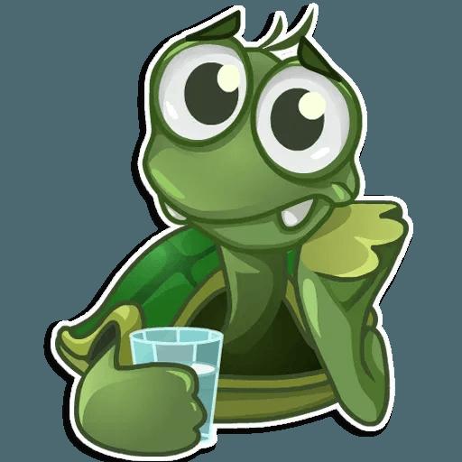 Turtle Joe - Sticker 2