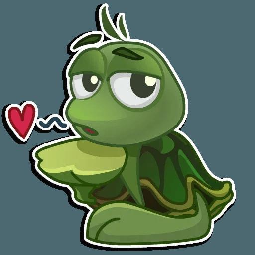 Turtle Joe - Sticker 3