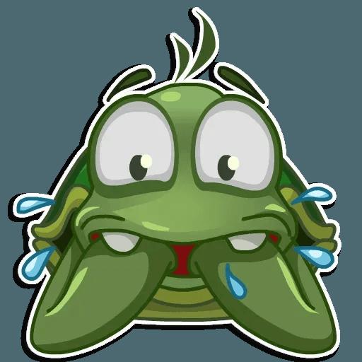 Turtle Joe - Sticker 19
