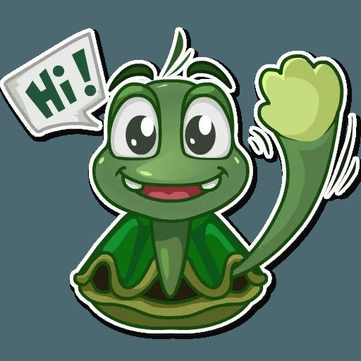 Turtle Joe - Sticker 8