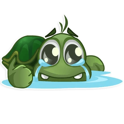 Turtle Joe - Sticker 12