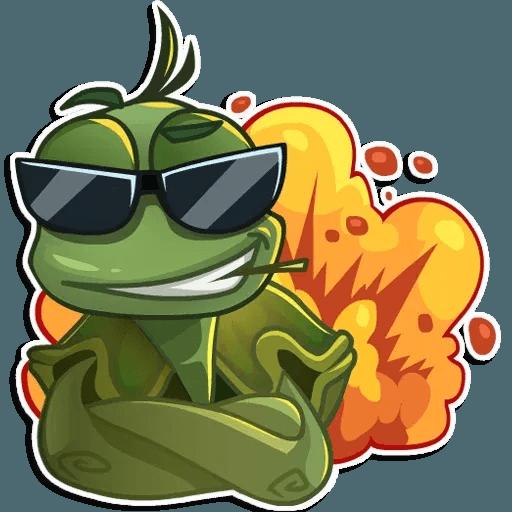 Turtle Joe - Sticker 5