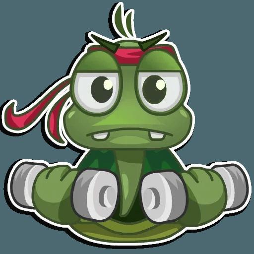 Turtle Joe - Sticker 26