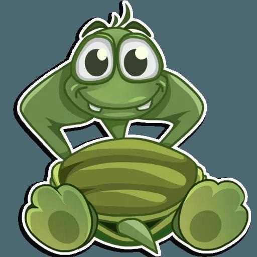 Turtle Joe - Sticker 6