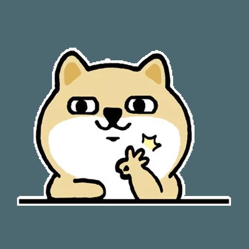 小肥柴6 - Sticker 13