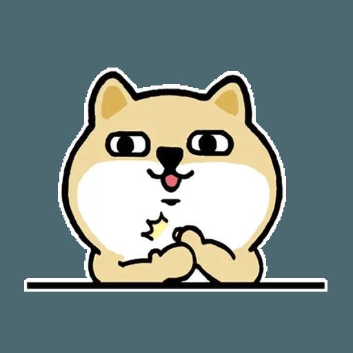 小肥柴6 - Sticker 6