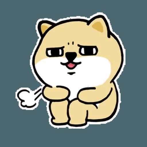 小肥柴6 - Sticker 23