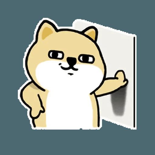 小肥柴6 - Sticker 24
