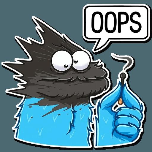Cookie Monster - Sticker 11
