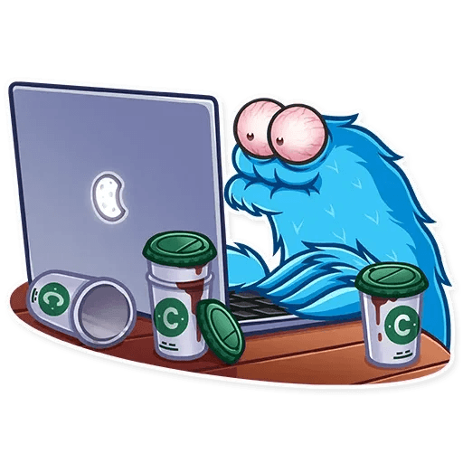 Cookie Monster - Sticker 26