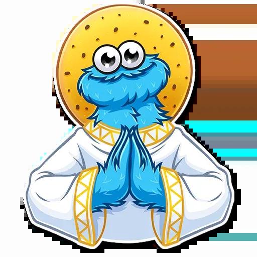 Cookie Monster - Sticker 30