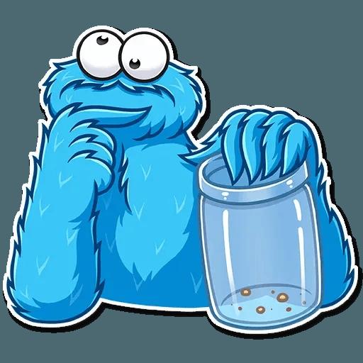 Cookie Monster - Sticker 23