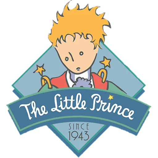 小王子 / The Little Prince / Le Petit Prince - Sticker 1