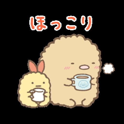 Sumikko Gurashi 狀聲詞篇 - Sticker 6