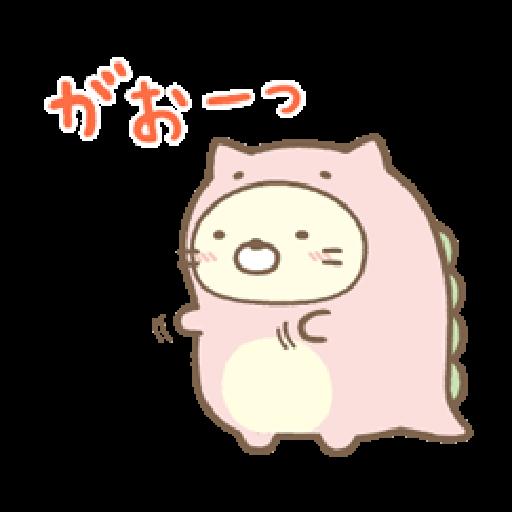 Sumikko Gurashi 狀聲詞篇 - Sticker 13
