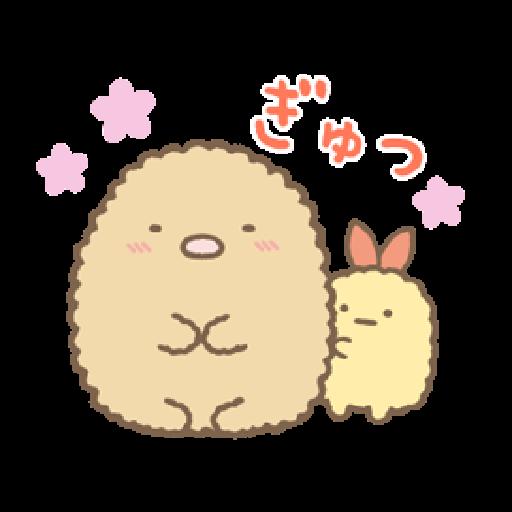 Sumikko Gurashi 狀聲詞篇 - Sticker 4