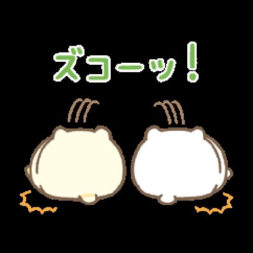 Sumikko Gurashi 狀聲詞篇 - Sticker 16
