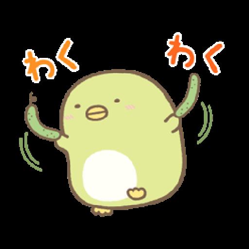 Sumikko Gurashi 狀聲詞篇 - Sticker 7