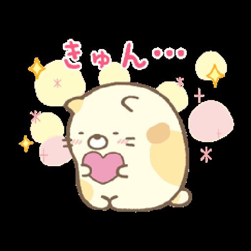 Sumikko Gurashi 狀聲詞篇 - Sticker 5