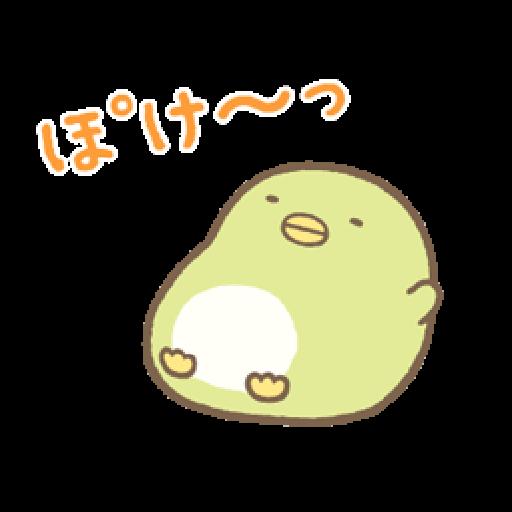 Sumikko Gurashi 狀聲詞篇 - Sticker 18
