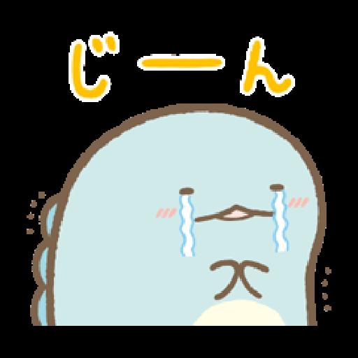 Sumikko Gurashi 狀聲詞篇 - Sticker 8
