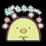 Sumikko Gurashi 狀聲詞篇 - Tray Sticker