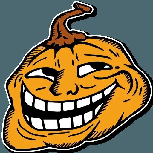 Halloween Memes - Sticker 1