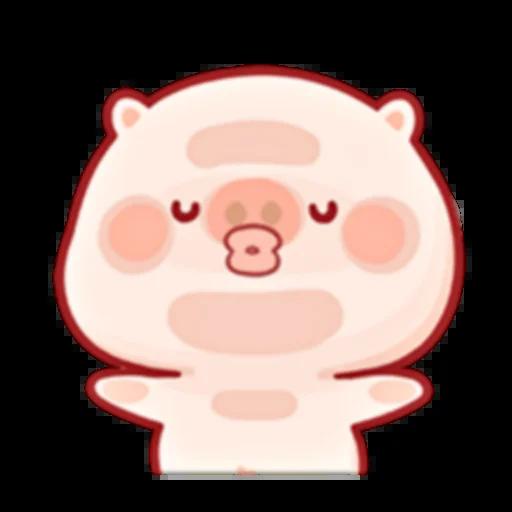 piggymengmeng - Sticker 3