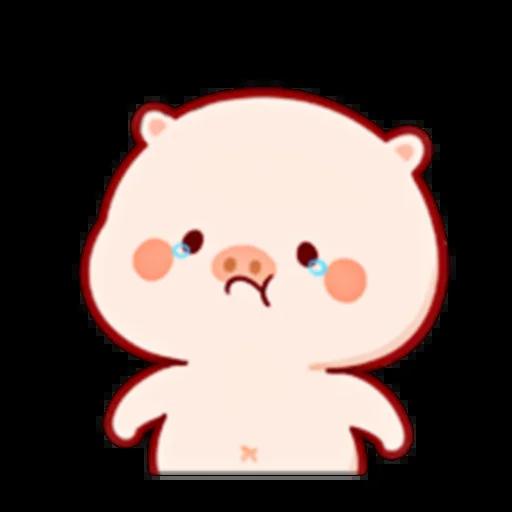 piggymengmeng - Sticker 2