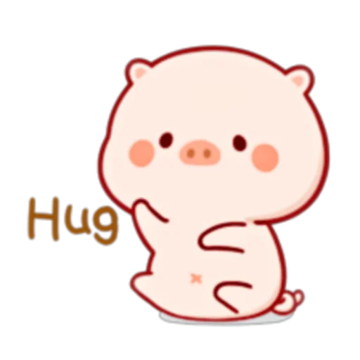 piggymengmeng - Sticker 5