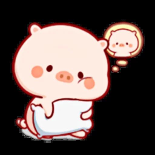 piggymengmeng - Sticker 4