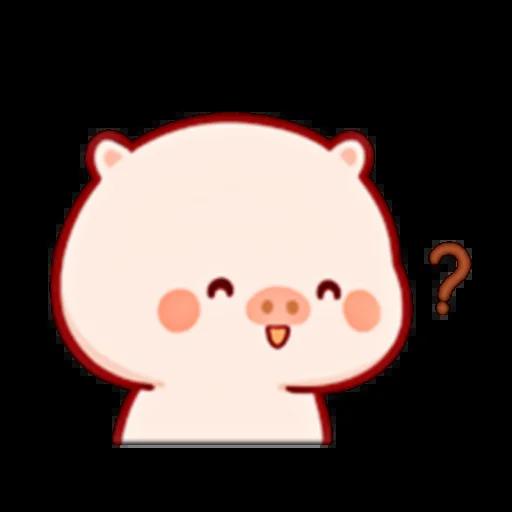 piggymengmeng - Sticker 1