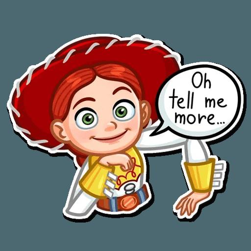 Toy Story 4 - Sticker 3