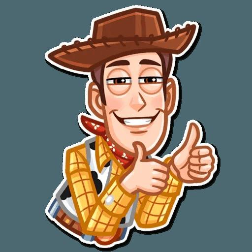 Toy Story 4 - Sticker 30
