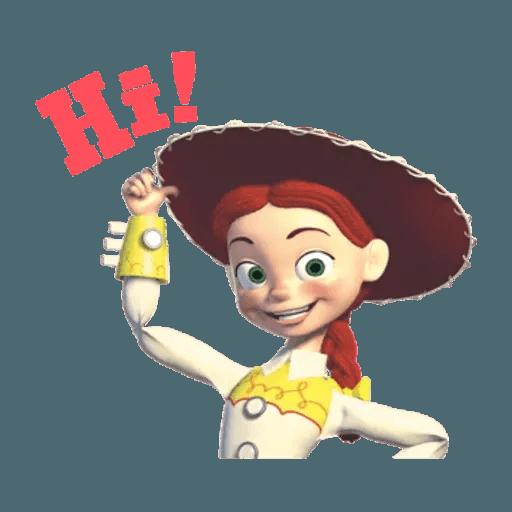 Toy Story 4 - Sticker 16