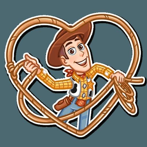 Toy Story 4 - Sticker 6