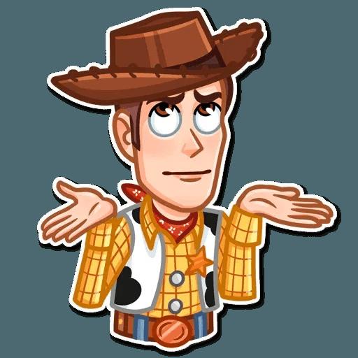 Toy Story 4 - Sticker 18
