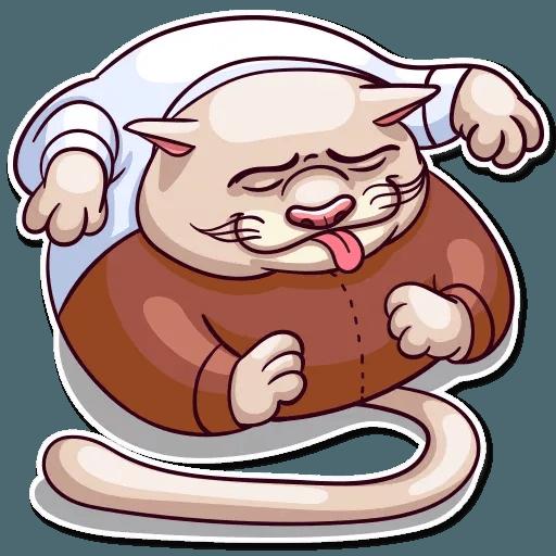 Big Boss Cat - Sticker 13