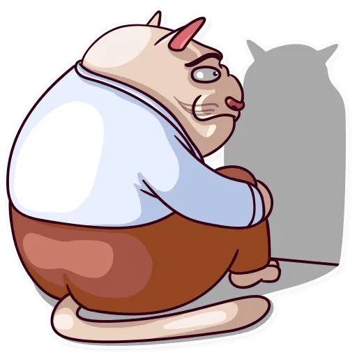 Big Boss Cat - Sticker 28