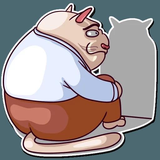 Big Boss Cat - Sticker 28