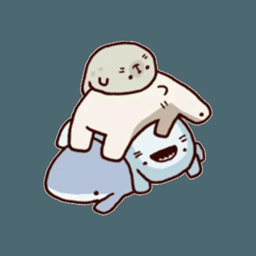 鯊魚 - Sticker 27
