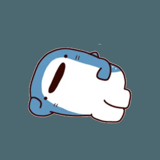 鯊魚 - Sticker 30