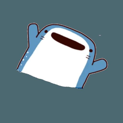 鯊魚 - Sticker 28